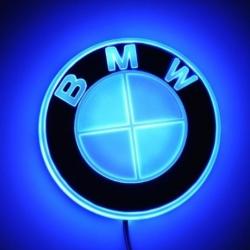 Светящиеся 4D логотипы