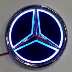 Светящиеся 5D логотипы