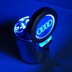 Автомобильные пепельницы с подсветкой логотипа