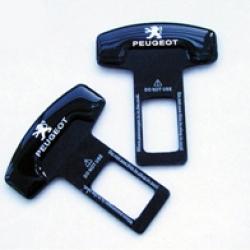 Заглушка ремня безопасности, с логотипом