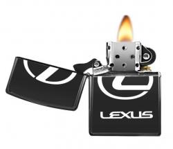 зажигалка с логотипом lexus зажигалка с логотипом автомобиля