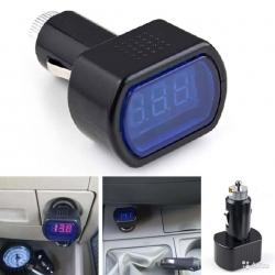 Вольтметр в прикуриватель,цифровой вольтметр в прикуриватель,вольтметр в автомобиль,Цифровой жк-дисплей сигарета,Автомобильный вольтметр в прикуриватель,Вольтметр в прикуриватель 12/24В С ЦИФРОВЫМ ЭКРАНОМ,Цифровой автомобильный вольтметр в прикуриватель