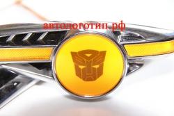 светодиодный поворотник Autobot,светодиодный поворотник Transformers,светодиодный поворотник с логотипом Transformers Autobot,светодиодный поворотник с эмблемой Transformers Autobot,led поворотник Transformers Autobot,светодиодный LED повторитель поворота