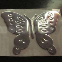 3D логотип бабочка, 3D логотипы бабочки