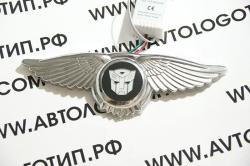 Крылатый логотип Autobots,Крылатый логотип Autobots с подсветкой,светящийся логотип Autobots с крыльями,крылья с подсветкой Autobots,крылатый логотип Autobots купить,светящийся логотип Autobots с крыльями купить