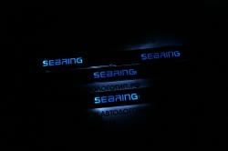 накладки на пороги с подсветкой Chrysler SEBRING,светящиеся накладки на пороги Chrysler SEBRING,светодиодные накладки на пороги Chrysler SEBRING,светодиодные накладки на пороги авто Chrysler SEBRING,накладки на пороги led Chrysler SEBRING,декоративные нак