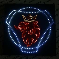 Светящийся логотип SCANIA Red,светящийся логотип для грузовика SCANIA Red,светящаяся эмблема SCANIA Red,табличка SCANIA Red,картина SCANIA Red,логотип на стекло SCANIA Red,светящаяся картина SCANIA Red,светодиодный логотип SCANIA Red,Truck Led Logo SCANIA