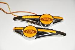 FORD,светодиодный поворотник на FORD,светодиодный поворотник для FORD,светодиодный поворотник с логотипом FORD,светодиодный поворотник с эмблемой FORD,led поворотник FORD,светодиодный LED повторитель поворота для автомобиля FORD