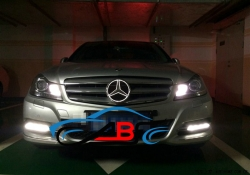светящийся,логотип,mercedes,5D,для,авто,автомобиля,передний,мерседес,купить,оригинал,штатный