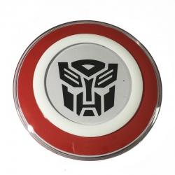 Беспроводная зарядка для телефона и мобильных устройств Transformers Autobots. QI беспроводное зарядное устройство.