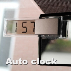 Автомобильные цифровые часы,Автомобильные часы в автомобиль,часы в автомобиль,авточасы,часы на стекло,ВЕТРОВОЕ стекло прозрачный цифровой ЖК-экрана автомобиля часы время