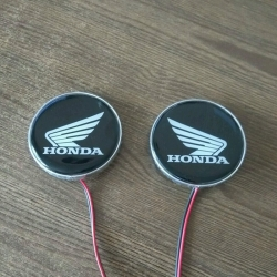 Светящийся задний логотип на мотоцикл Honda,светящаяся эмблема Honda на мотоцикл,светящийся логотип на авто Honda на мотоцикл,светящийся логотип на автомобиль Honda на мотоцикл,подсветка логотипа Honda на мотоцикл