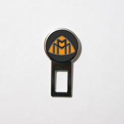 Заглушка ремня безопасности Maybach,Заглушка ремня безопасности с логотипом Maybach ,Обманка ремня безопасности Maybach,Обманка ремня безопасности с логотипом Maybach,заглушки для ремней безопасности Maybach,заглушки для ремней безопасности Maybach купить