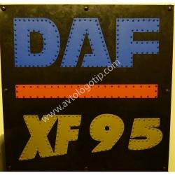 Светящийся логотип DAF XF95,светящийся логотип для грузовика DAF XF95,светящаяся эмблема DAF XF95,табличка DAF XF95,картина DAF XF95,логотип на стекло DAF XF95,светящаяся картина DAF XF95,светодиодный логотип DAF XF95,Truck Led Logo DAF XF95,12v,24v