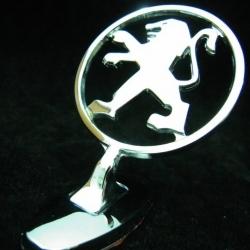 логотип peugeot на капот логотипы на капот