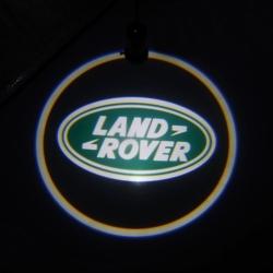 Подсветка логотипа в двери Land Rover,подсветка дверей с логотипом Land Rover,Штатная подсветка Land Rover,подсветка дверей с логотипом авто Land Rover,светодиодная подсветка логотипа Land Rover в двери,Лазерные проекторы Land Rover в двери,Лазерная подсв