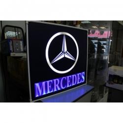 Светящийся логотип Mercedes,светящийся логотип для грузовика Mercedes,светящаяся эмблема Mercedes,табличка Mercedes,картина Mercedes,логотип на стекло Mercedes,светящаяся картина Mercedes,светодиодный логотип Mercedes,Truck Led Logo Mercedes,12v,24v