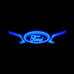 проектор на бампер FORD,проектор логотипа FORD для заднего бампера,проектор логотипа FORD на задний бампер,светодиодный проектор FORD,светодиодный проектор логотипа FORD,рекламный проектор FORD,след тени логотипа автомобиля FORD,светящийся логотип машины