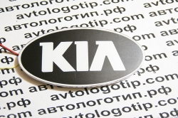 2D светящийся логотип KIA Sportage 3