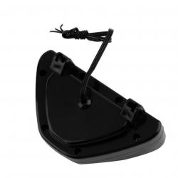 Задний стоп сигнал,Дополнительный стоп сигнал,Стоп сигнал может работать как стробоскоп,обычный стоп-сигнал,светодиодный стоп сигнал,стоп сигнал стробоскоп