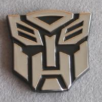 Логотип Трансформер Autobots 3D 9,5 см