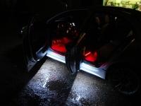 дневные ходовые огни drl ultra slim подсветка салона