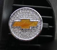 ароматизатор с логотипом chevrolet ароматизатор в салон