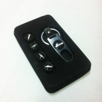 Колпачки на ниппель AMG с брелоком