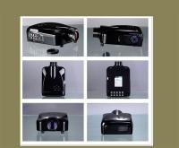 Видеопроектор,мини видеопроектор,автомобильный видеопроектор,мини проектор hd,переносной проектор,проектор 12v,проектор для автомобиля,FULL HD LED Projector Mini