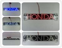 Стоп сигнал с логотип Honda