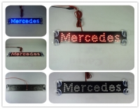 Стоп сигнал с логотип Mercedes