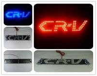 Стоп сигнал с логотип CRV