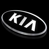 Светящийся логотип KIA Sportage,светящаяся эмблема KIA Sportage,светящийся логотип на авто KIA Sportage,светящийся логотип на автомобиль KIA Sportage,подсветка логотипа KIA Sportage,2D,3D,4D,5D,6D