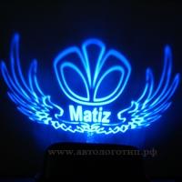 Проектор заднего бампера DAEWOO Matiz