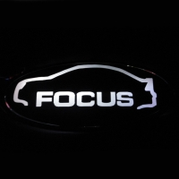 Светящийся логотип FORD Focus