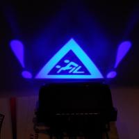 Проектор заднего бампера Соблюдай дистанцию
