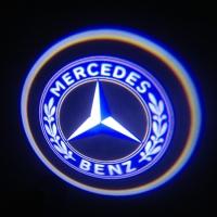 Подсветка дверей Mercedes-Benz 9W mini