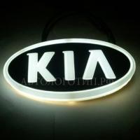 4D светящийся логотип KIA