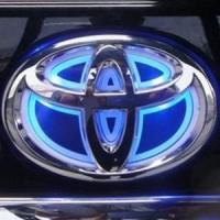 Подсветка логотипа TOYOTA CAMRY