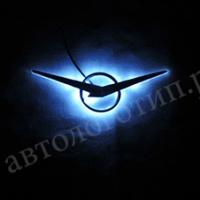 Светящийся логотип UAZ (УАЗ),светящаяся эмблема UAZ (УАЗ),светящийся логотип на авто UAZ (УАЗ),светящийся логотип на автомобиль UAZ (УАЗ),подсветка логотипа UAZ (УАЗ),2D,3D,4D,5D,6D