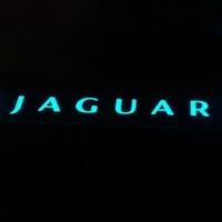 Пороги с подсветкой Jaguar
