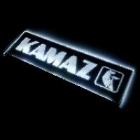Табличка Kamaz