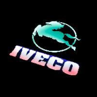 Табличка светящаяся в спальник IVECO
