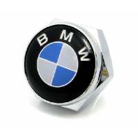 Декоративный болт для номерного знака с логотипом BMW