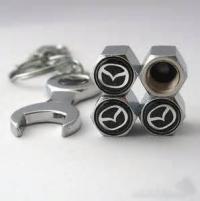 Колпачки на ниппель Mazda с ключом