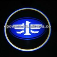Внешняя подсветка дверей с логотипом FAW 5W