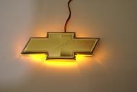 Светящийся логотип CHEVROLET LACETTI,светящаяся эмблема CHEVROLET LACETTI,светящийся логотип на авто CHEVROLET LACETTI,светящийся логотип на автомобиль CHEVROLET LACETTI,подсветка логотипа CHEVROLET LACETTI,2D,3D,4D,5D,6D