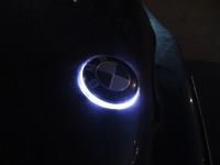 Светящийся логотип BMW,светящаяся эмблема BMW,светящийся логотип на авто BMW,светящийся логотип на автомобиль BMW,подсветка логотипа BMW,2D,3D,4D,5D,6D