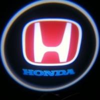 Беспроводная подсветка дверей с логотипом Honda