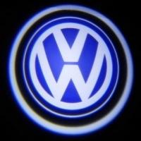 Штатная подсветка дверей Volkswagen 7W №1